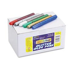 CKC338000 - Chenille Kraft® Glitter Glue Pens