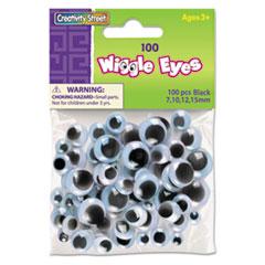 CKC344602 - Creativity Street® Wiggle Eyes Assortment