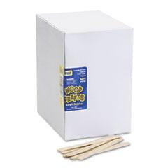 CKC377401 - Chenille Kraft® Natural Wood Craft Sticks