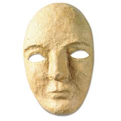CKC4190 - Creativity Street® Papier-Mâché Mask