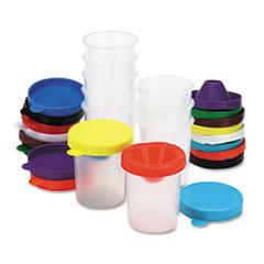 CKC5100 - Chenille Kraft® Creativity Street® No-Spill Paint Cups