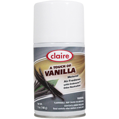 CLA108 - ClaireA Touch of Vanilla Metered Air Freshener