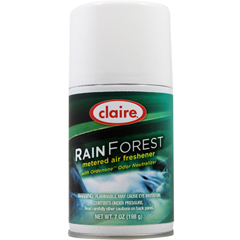 CLA114 - ClaireRain Forest Metered Air Freshener