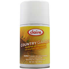 CLA118 - ClaireCountry Garden Metered Air Freshener