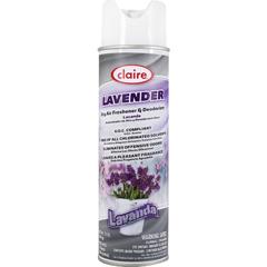 CLA191 - ClaireLavender Dry Air Freshener & Deodorizer