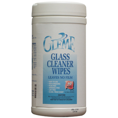 CLA933 - ClaireGleme Glass Cleaner Wipes