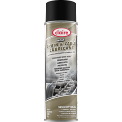 CLA291-6PAK - ClaireMoly Chain & Cable Lubricant - 6 Cans per Case