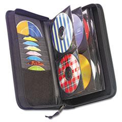 CLG3200042 - Case Logic® Nylon CD/DVD Wallet