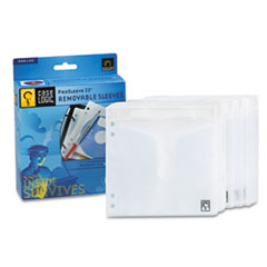 CLG3200083 - Case Logic® ProSleeve® II CD/DVD Sleeves