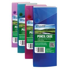 CLI05600 - C-Line ProductsBiodegradable Slider Pencil Case