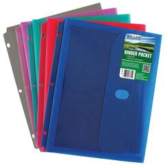 CLI33730BNDL18EA - C-Line ProductsBiodegradable Binder Pocket