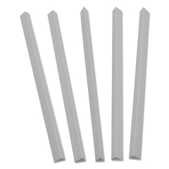 CLI34227 - C-Line ProductsBinding Bars Only, White, 11 x 1/2