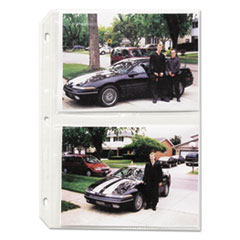 CLI52572 - C-Line® Clear Photo Holders