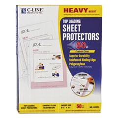 CLI62013 - C-Line® Polypropylene Sheet Protector