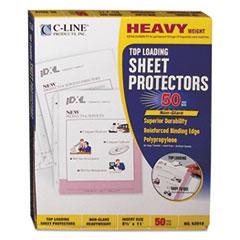CLI62018 - C-Line® Polypropylene Sheet Protector