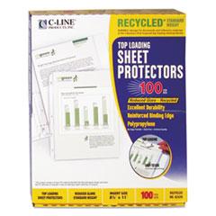 CLI62029 - C-Line® Polypropylene Sheet Protector