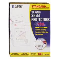 CLI62048 - C-Line® Polypropylene Sheet Protector