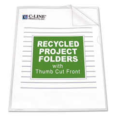CLI62127 - C-Line® Poly Project Folders