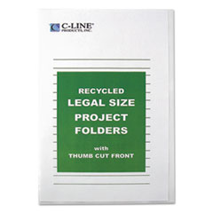 CLI62129 - C-Line® Poly Project Folders