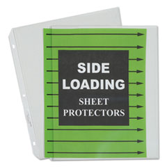 CLI62313 - C-Line® Side Loading Sheet Protector