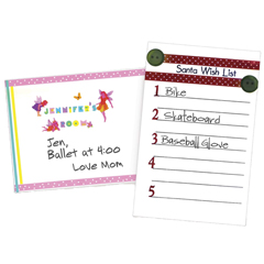 CLI66187BNDL4PK - C-Line ProductsMemory Book Scrapbook Dry Erase Sticker Sheets