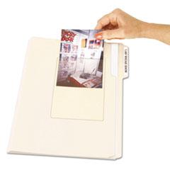 CLI70346 - C-Line® Peel & Stick Photo Holders