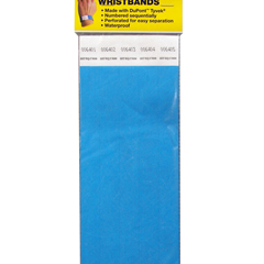 CLI89105BNDL2PK - C-Line ProductsDuPont Tyvek Security Wristbands, Blue