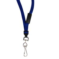 CLI89515 - C-Line ProductsBreakaway Lanyards, Swivel Hook, Blue