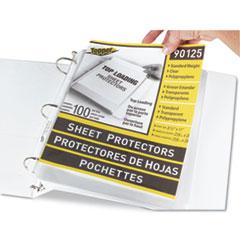 CLI90125 - C-Line® Polypropylene Sheet Protector