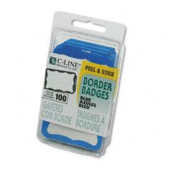 CLI92265 - C-Line® Self-Adhesive Name Badges