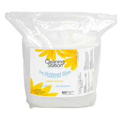 CLN20060 - Clean HoldingsPre-Moistened Wipes for The Cleaning Station