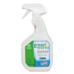 CLO00459 - Green Works Glass/Surface Cleaner