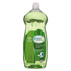 CLO30381 - Green Works Natural Pot and Pan Dishwashing Liquid