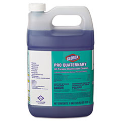 CLO30423 - Pro Quaternary All-Purpose Disinfectant Cleaner