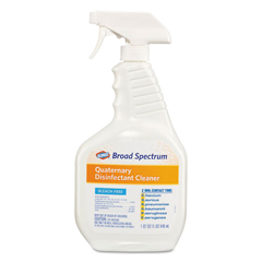 CLO30649 - Concentrated Broad Spectrum Quaternary Disinfectant Cleaner