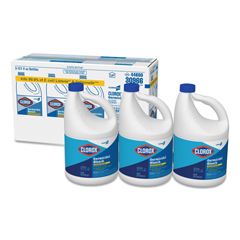 CLO30966CT - Clorox® Concentrated Germicidal Bleach - 3 Bottles