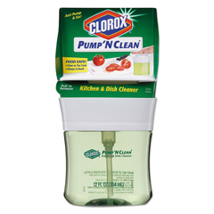 CLO31150EA - Clorox® Pump N Clean™ Kitchen Cleaner