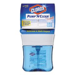 CLO31201 - Clorox® Pump N Clean™ Bathroom Cleaner