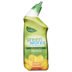 CLO31597 - Green Works Toilet Bowl Cleaner