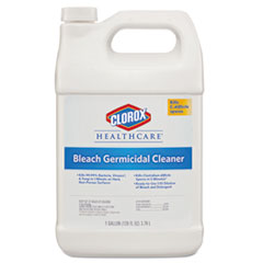CLO68978 - Clorox® Healthcare® Hospital Cleaner Disinfectant w/Bleach