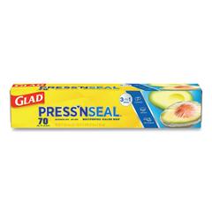 CLO70441 - Glad® Pressn Seal® Plastic Wrap