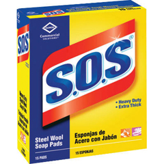 CLO88320 - S.O.S® Steel Wool Soap Pad