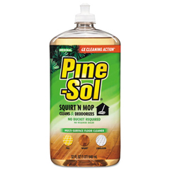CLO97348CT - Pine-Sol® Squirt n Mop Multi-Surface Floor Cleaner
