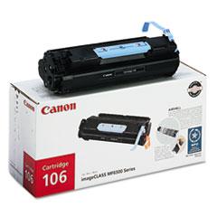 CNM0264B001 - Canon 0264B001 (106) Toner, 5000 Page Yield, Black