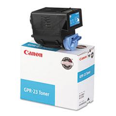 CNM0453B003AA - Canon 0453B003AA (GPR-23) Toner, 14000 Page-Yield, Cyan