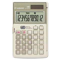 CNM1075B004 - Canon® LS154TG Handheld Calculator