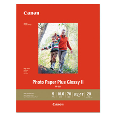 CNM1432C003 - Canon® Photo Paper Plus Glossy II