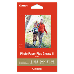 CNM1432C005 - Canon® Photo Paper Plus Glossy II