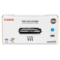 CNM1659B001 - Canon 1659B001 (111) Toner, 6000 Page-Yield, Cyan