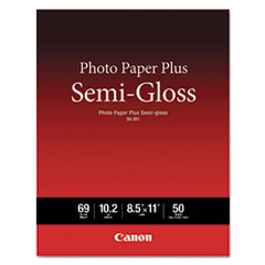 CNM1686B063 - Canon® Photo Paper Plus Semi-Gloss